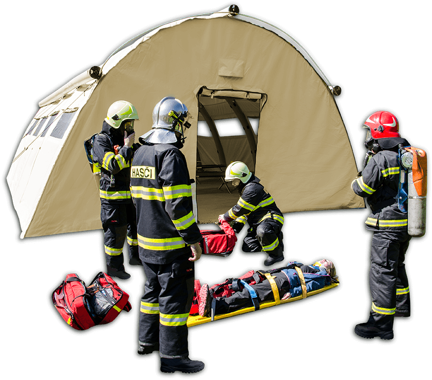 nixus pro high pressure foldable tent for army and rescue