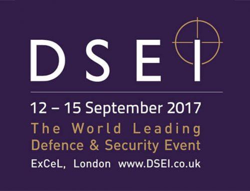 Visit us at DSEI London