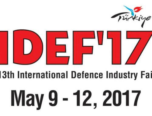 IDEF Istanbul 2017