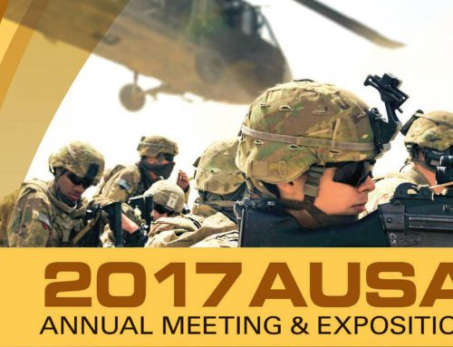 Visit us at AUSA Washington DC