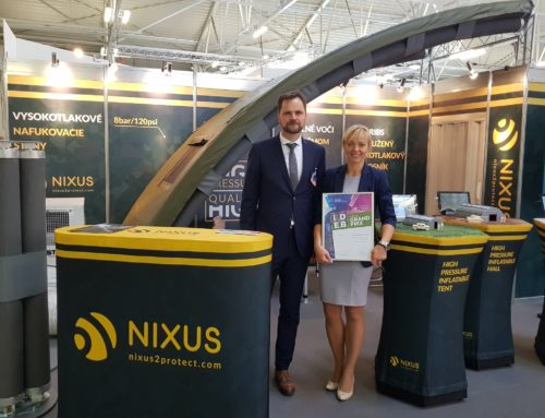 NIXUS | RIBS system awarded by GRAND PRIX