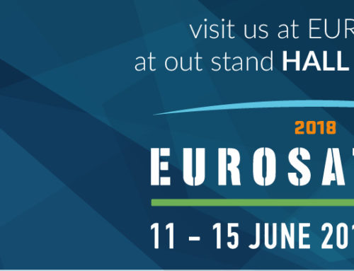 Visit us at EUROSATORY, Paris